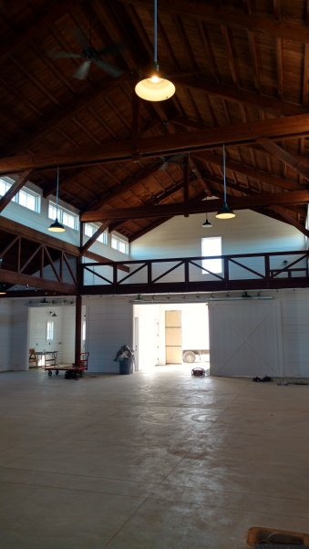 Project 1 interior.